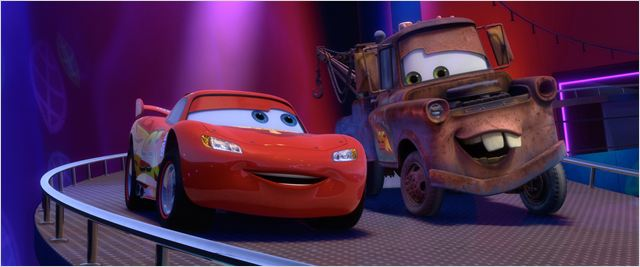 Cars 2 : Foto Brad Lewis, John Lasseter