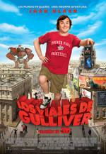 Cartel de Los viajes de Gulliver